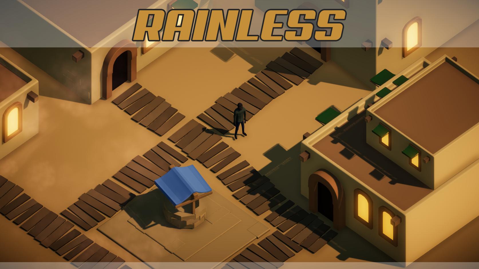 Rainless