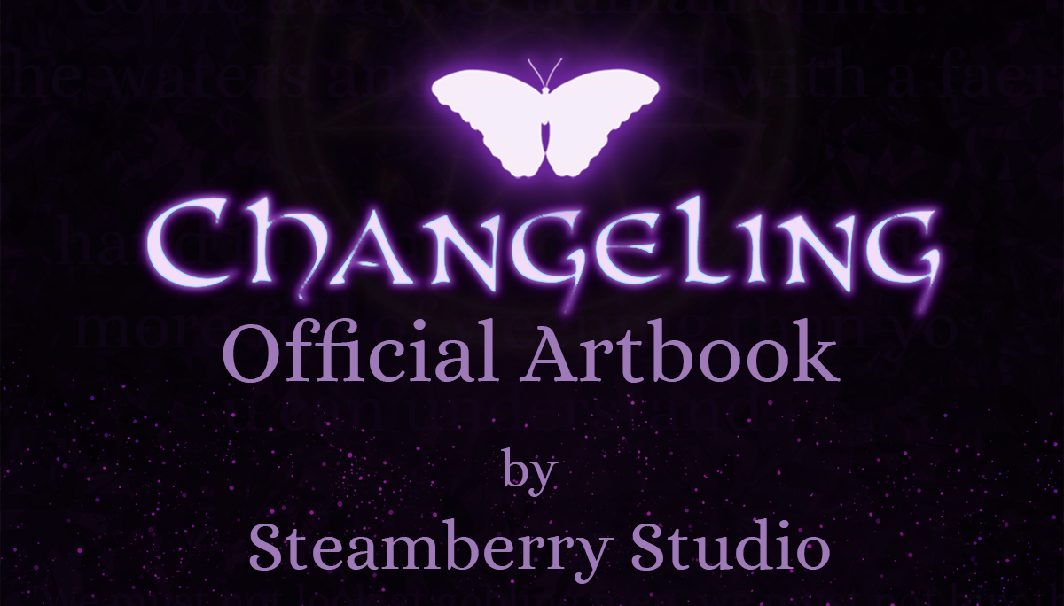 Changeling Artbook