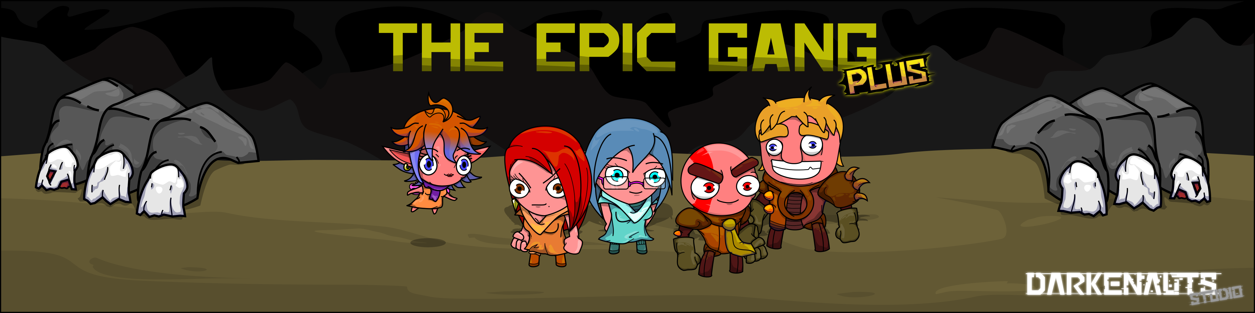 The Epic Gang Plus