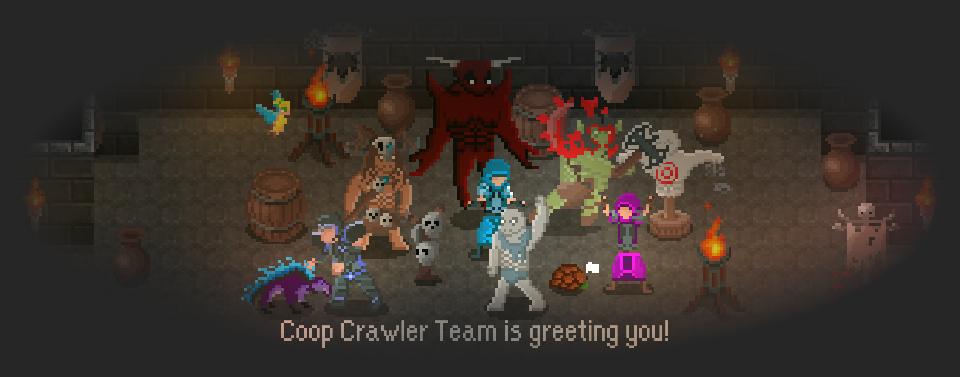 Coop Crawler