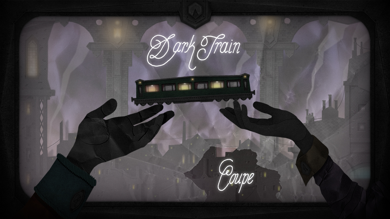 Dark Train: Coupe