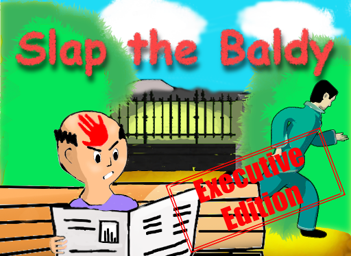 Slap the Baldy: Executive Edition (ハゲ叩き)