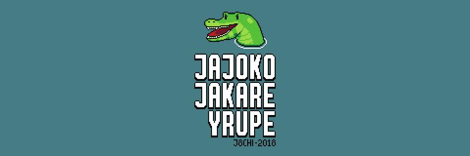 Jajoko Jacare Yrupe (Web)