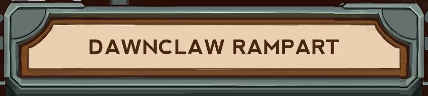 Dawnclaw Ramparts