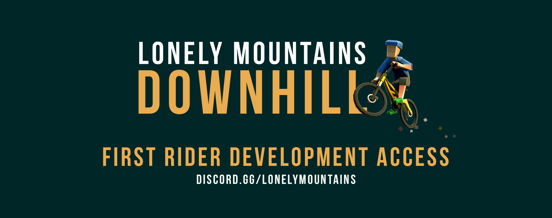 Lonely Mountains: Downhill - Development Access