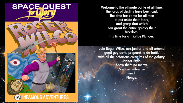 Space Quest for Glory