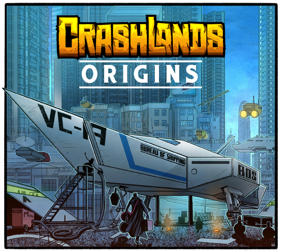 Crashlands: Origins