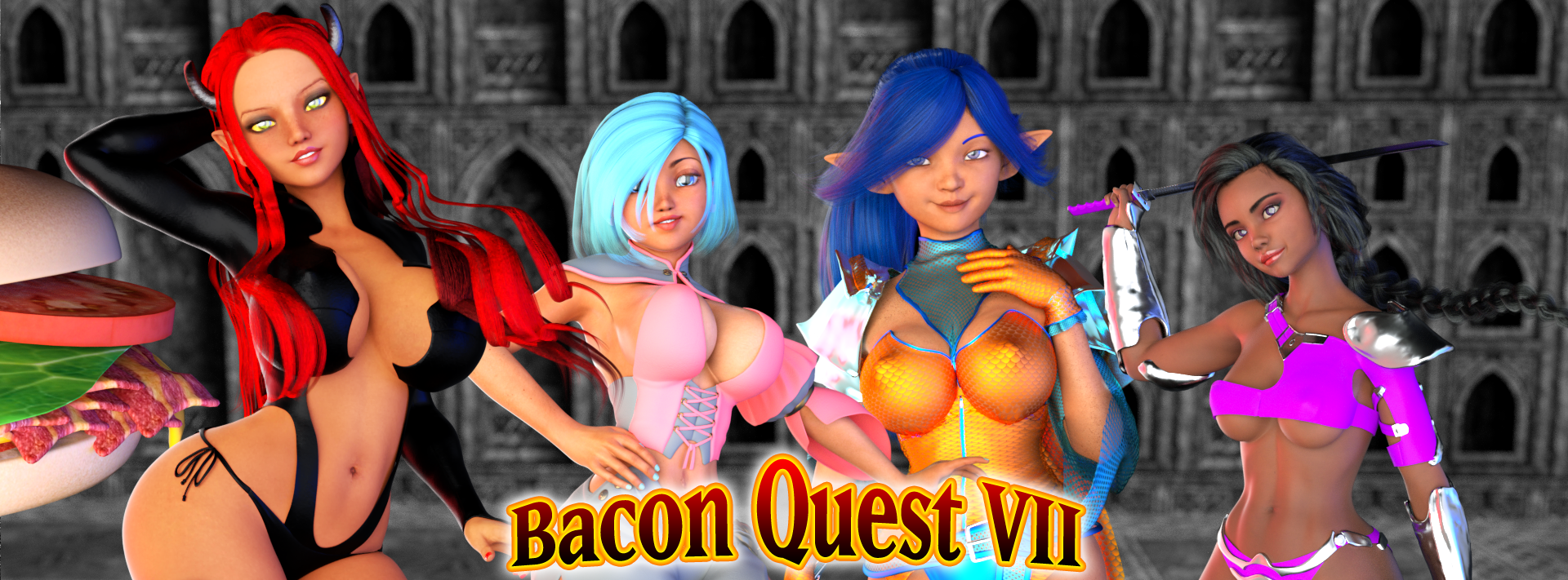 Bacon Quest VII: Lover's Beef