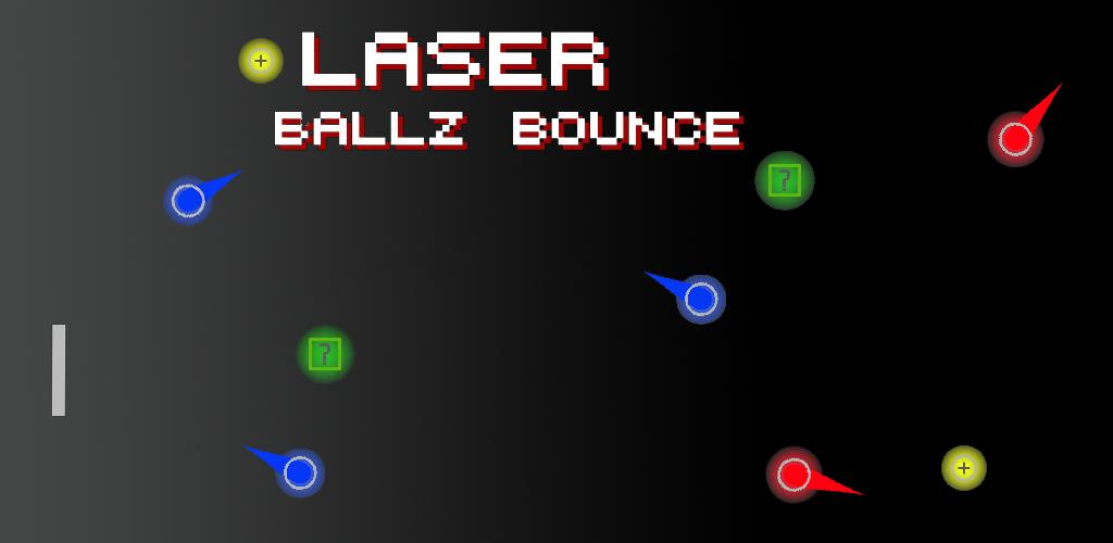 Laser BallZ Bounce