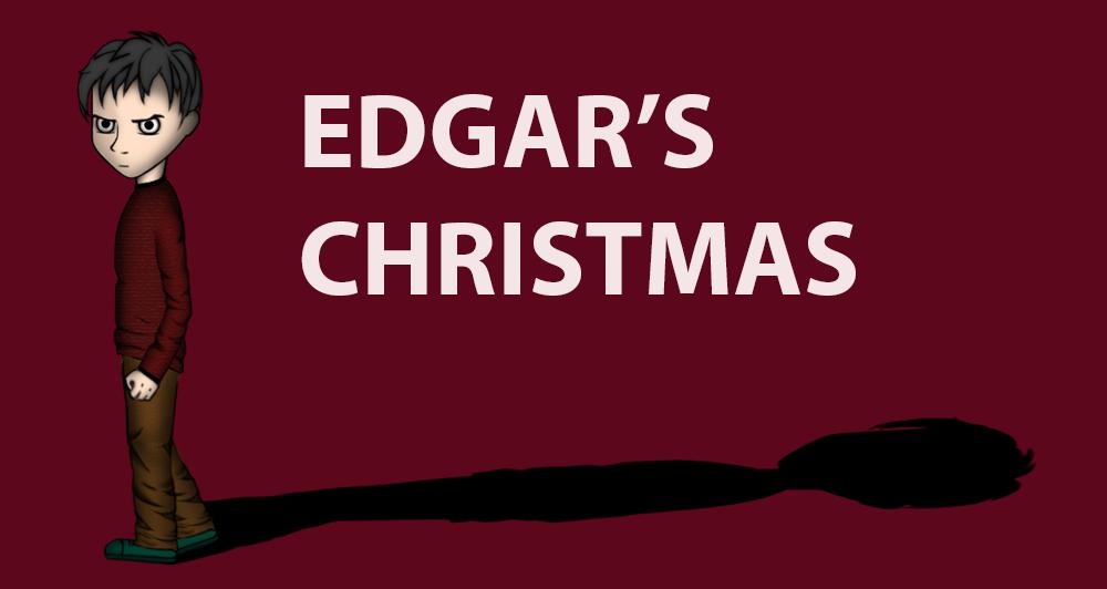 Edgar's Christmas (eng, rus)