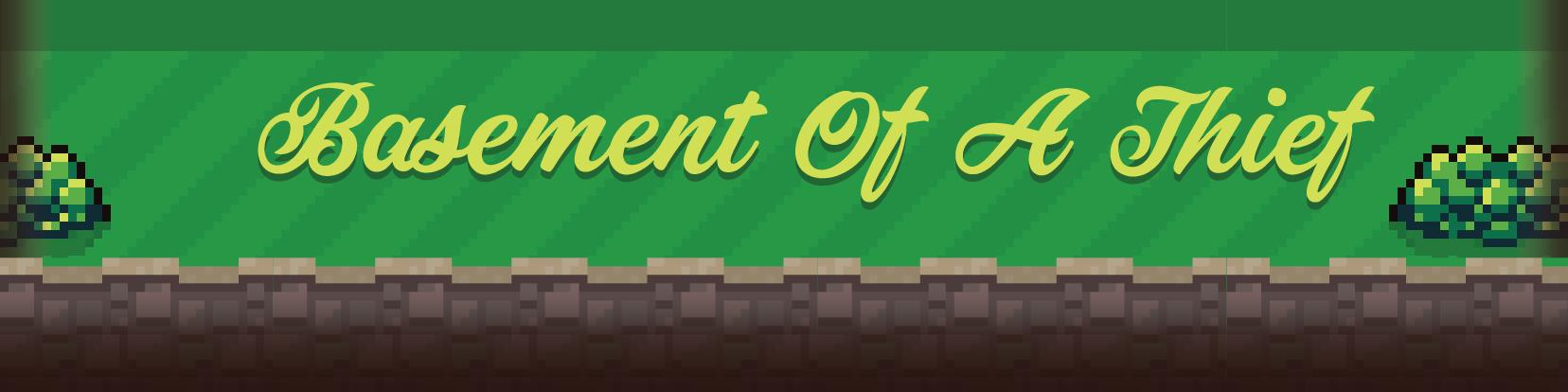 Basement of a Thief Asset Pack [16x16 tiles]
