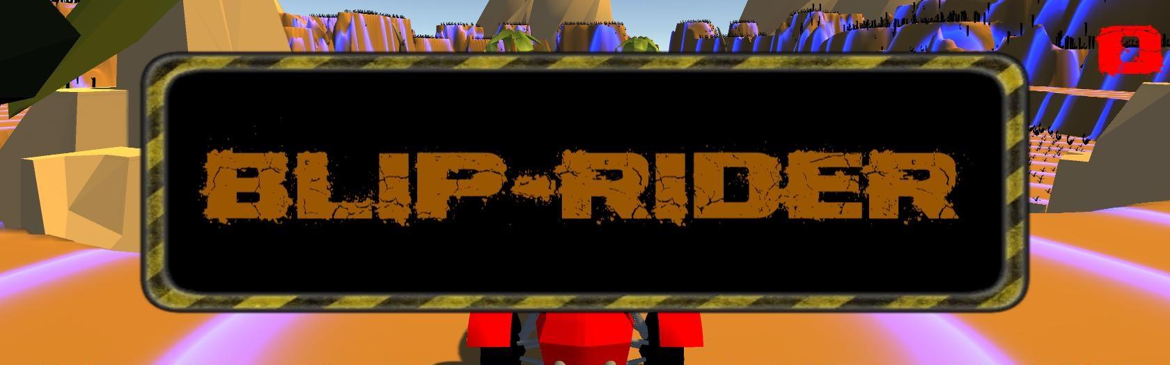 Blip Rider