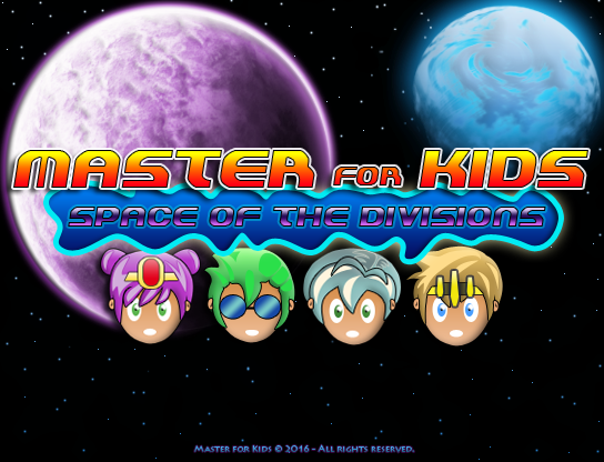 Free Master for Kids - Divisions