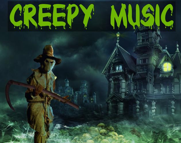 Free Creepy Music - 2 new tracks - Free Creepy Music by Cool