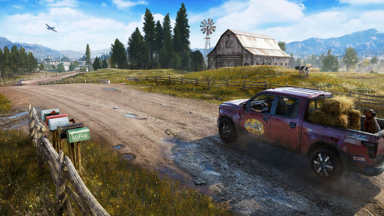 Far Cry 5 Crack only CPY 3DM download - itch io