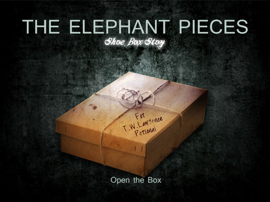 The Elephant Pieces (Shoebox Story)
