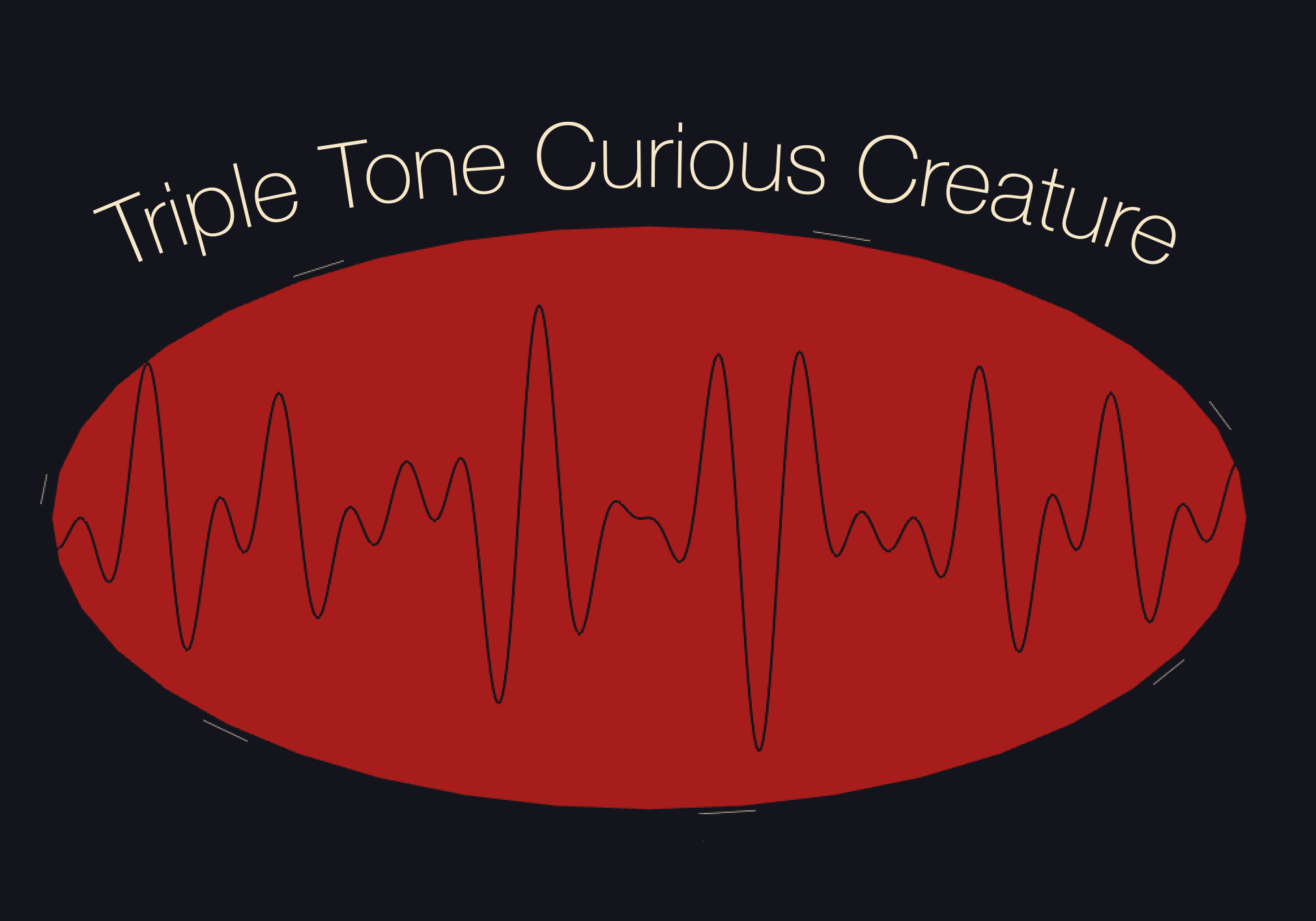 Triple Tone Curious Creature
