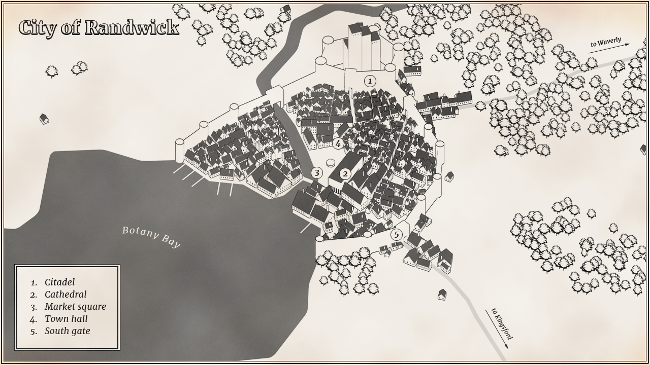 Future plans for MFCG - Medieval Fantasy City Generator by