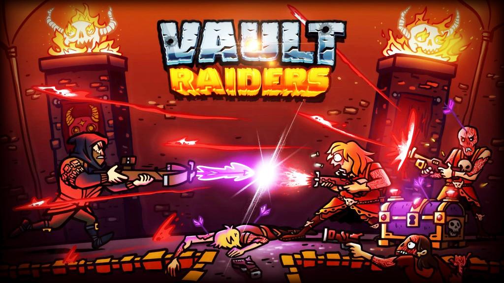 Vault Raiders