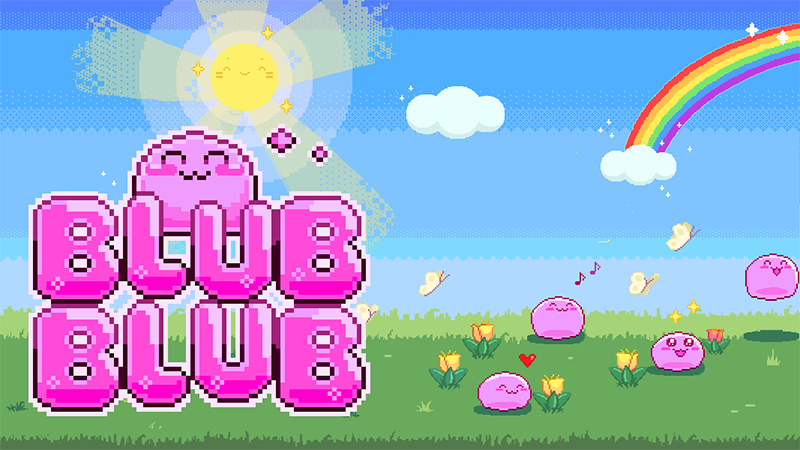 BlubBlub: Quest of the Blob