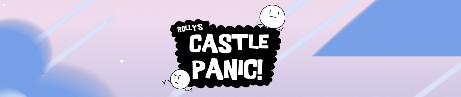 Rolly's Castle Panic!