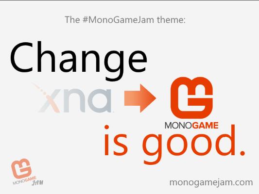 MonoGameJam - itch io