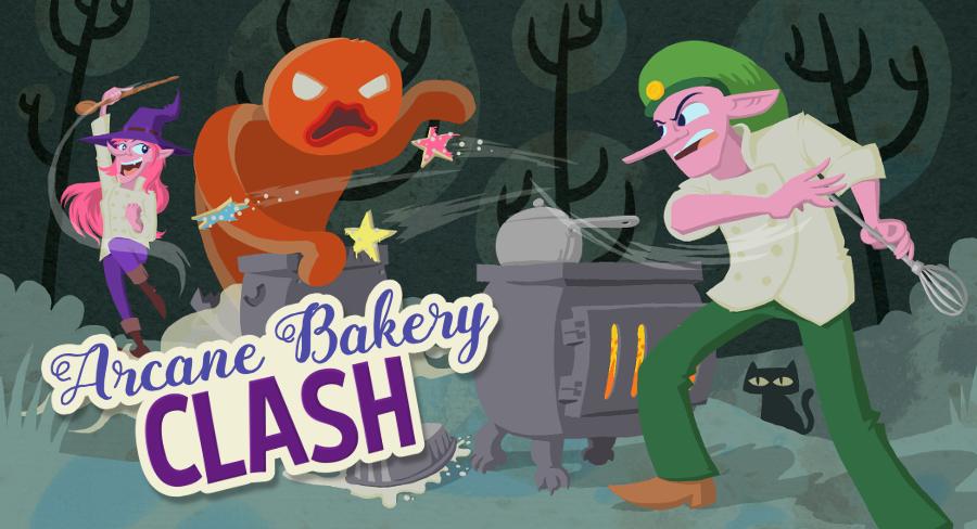 Arcane Bakery Clash