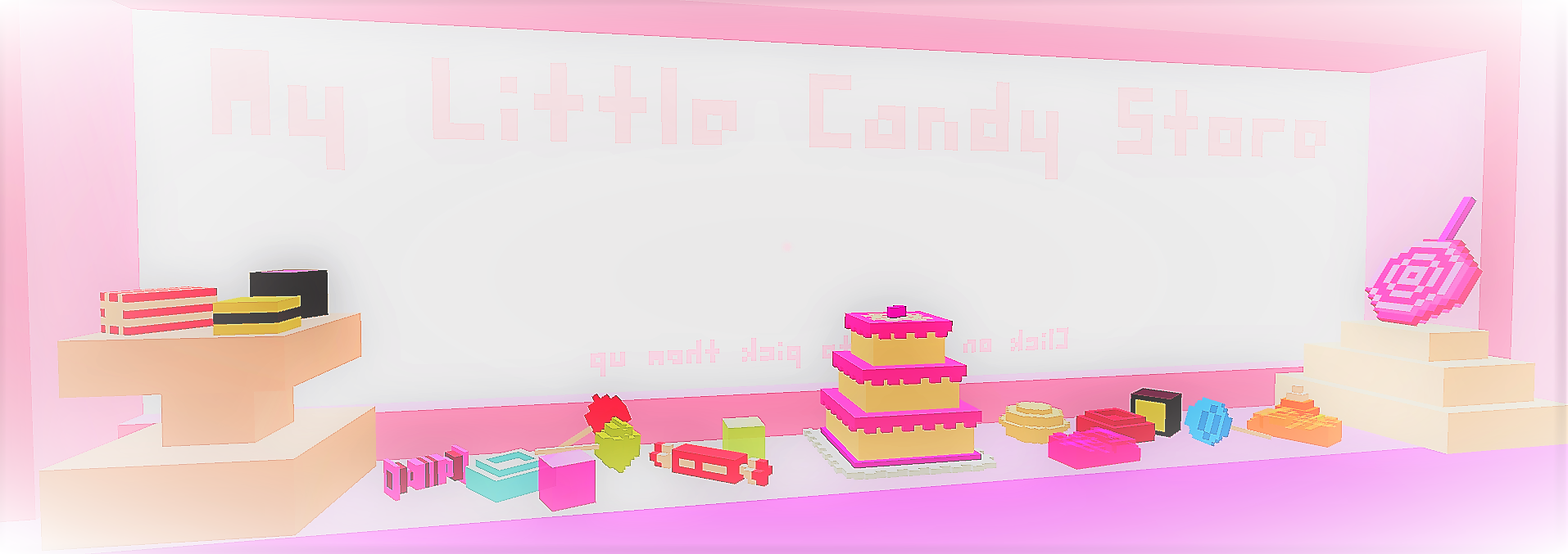 My Little Candy Store