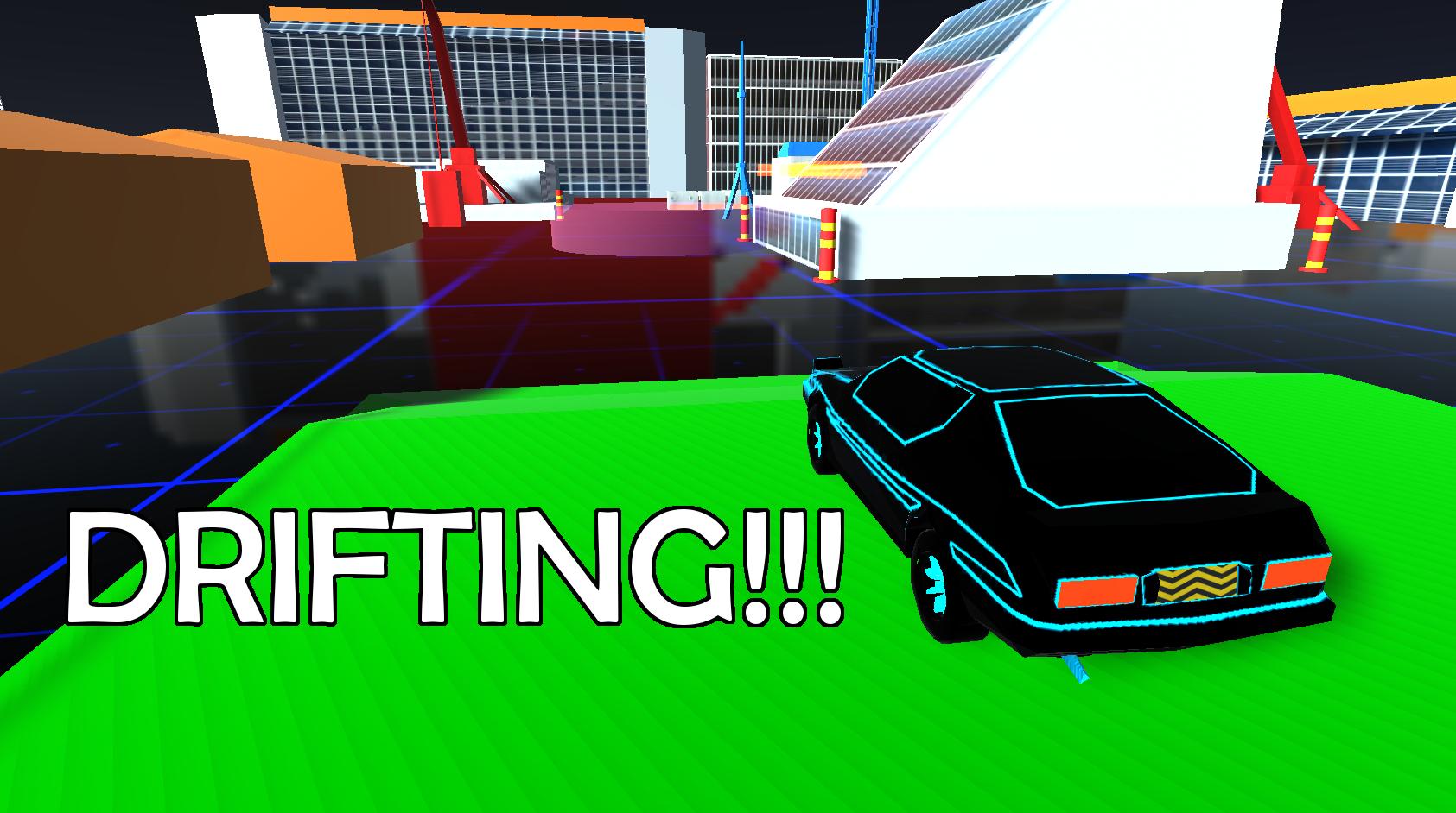 Drifting!!!