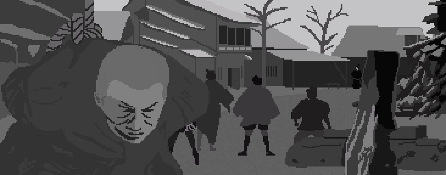 Sanjuro's Street Fight