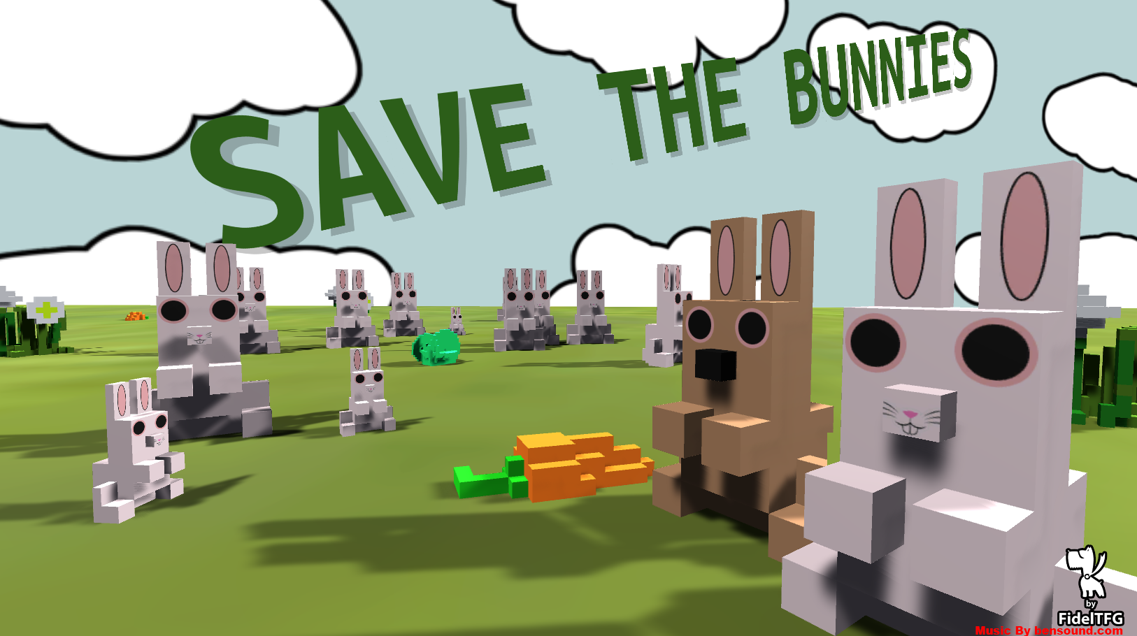 Save The Bunnies!!!