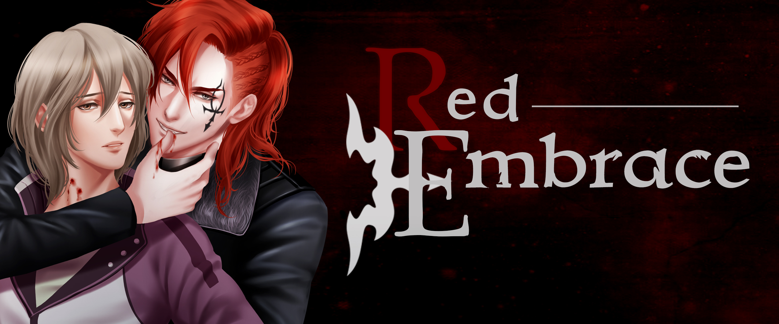 Red Embrace (BL Visual Novel)