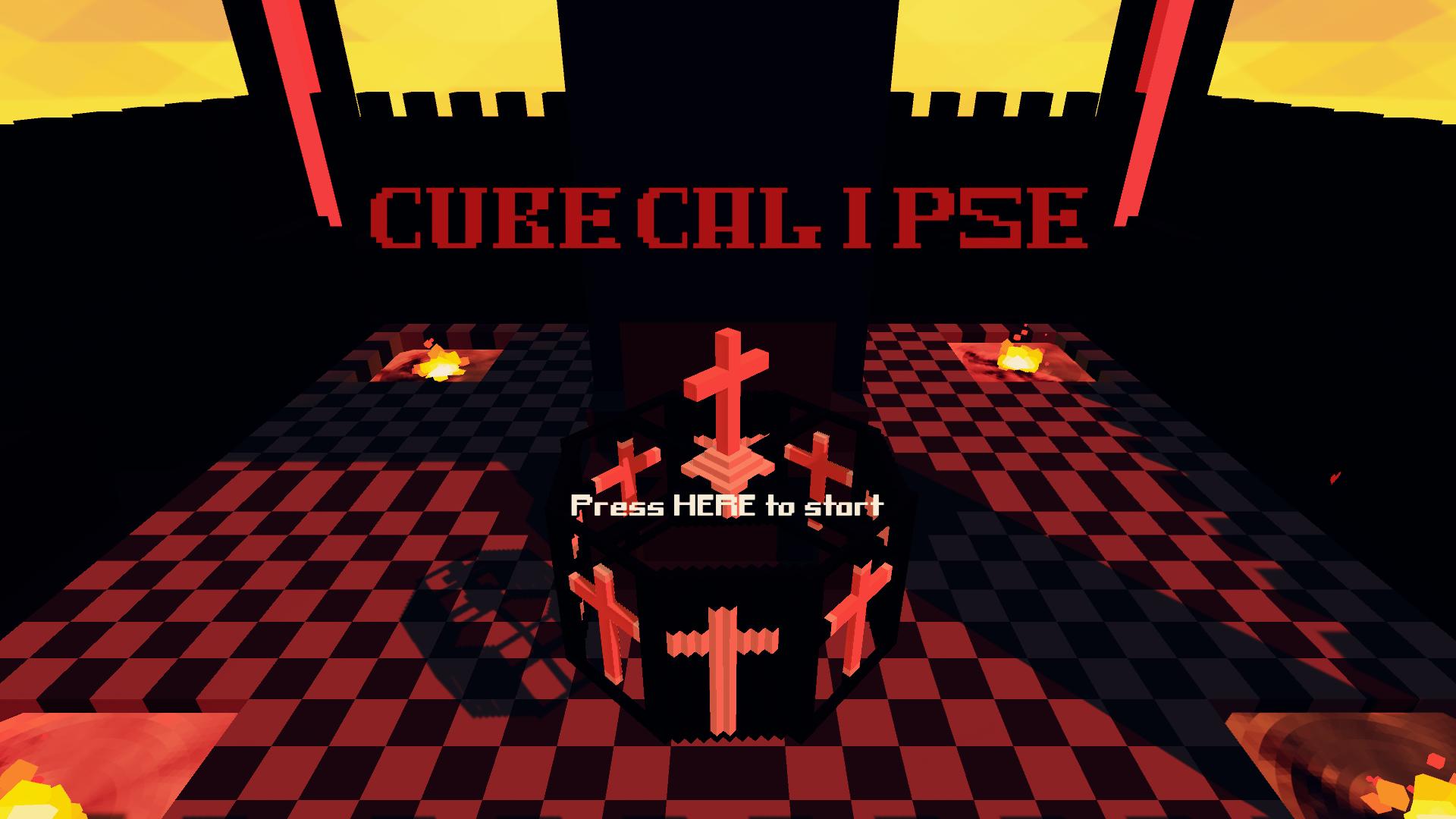 Cubecalipse