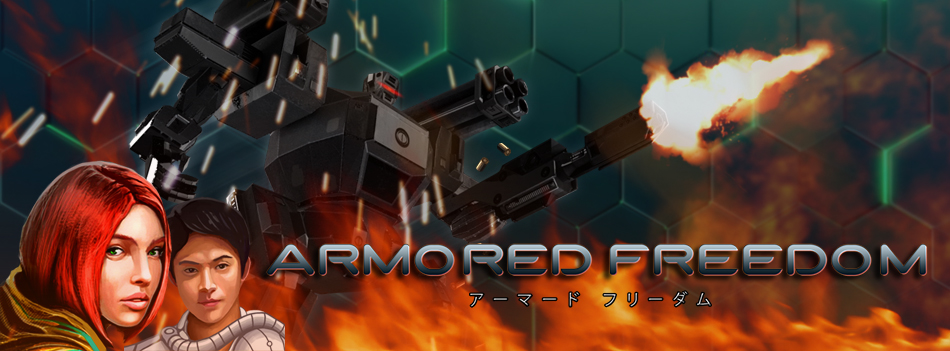Armored Freedom