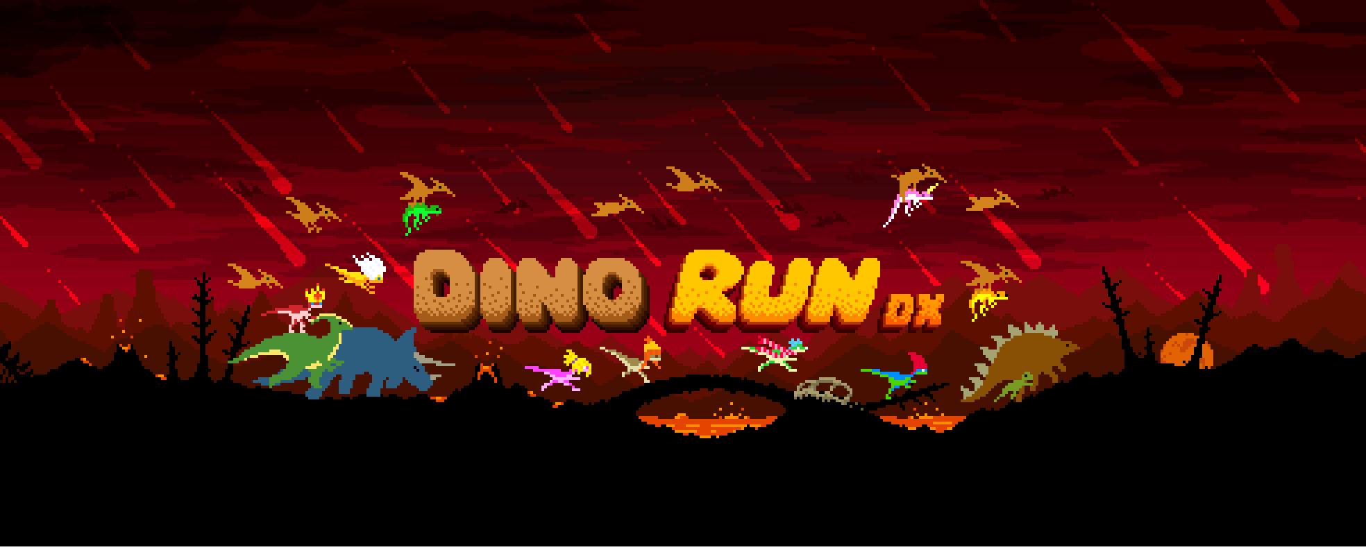 Dino Run DX