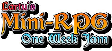 Lartu's Mini-RPG One Week Jam - itch io