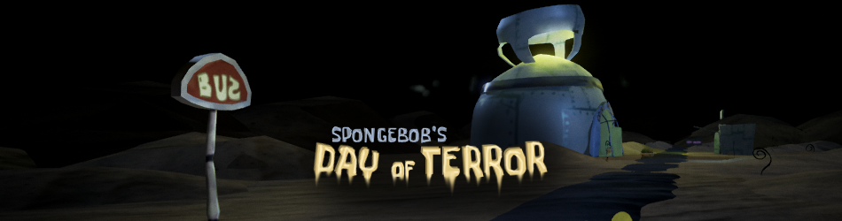 Spongebob's Day of Terror [Fan Horror]