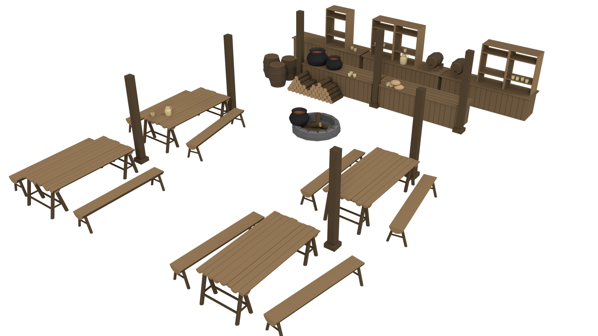 Nordic Tavern Assets