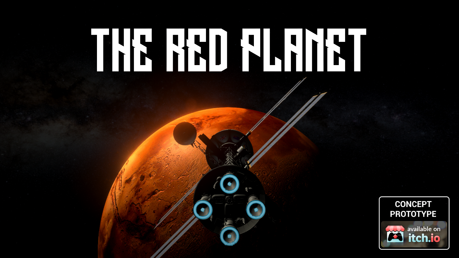 The Red Planet (Concept Prototype)