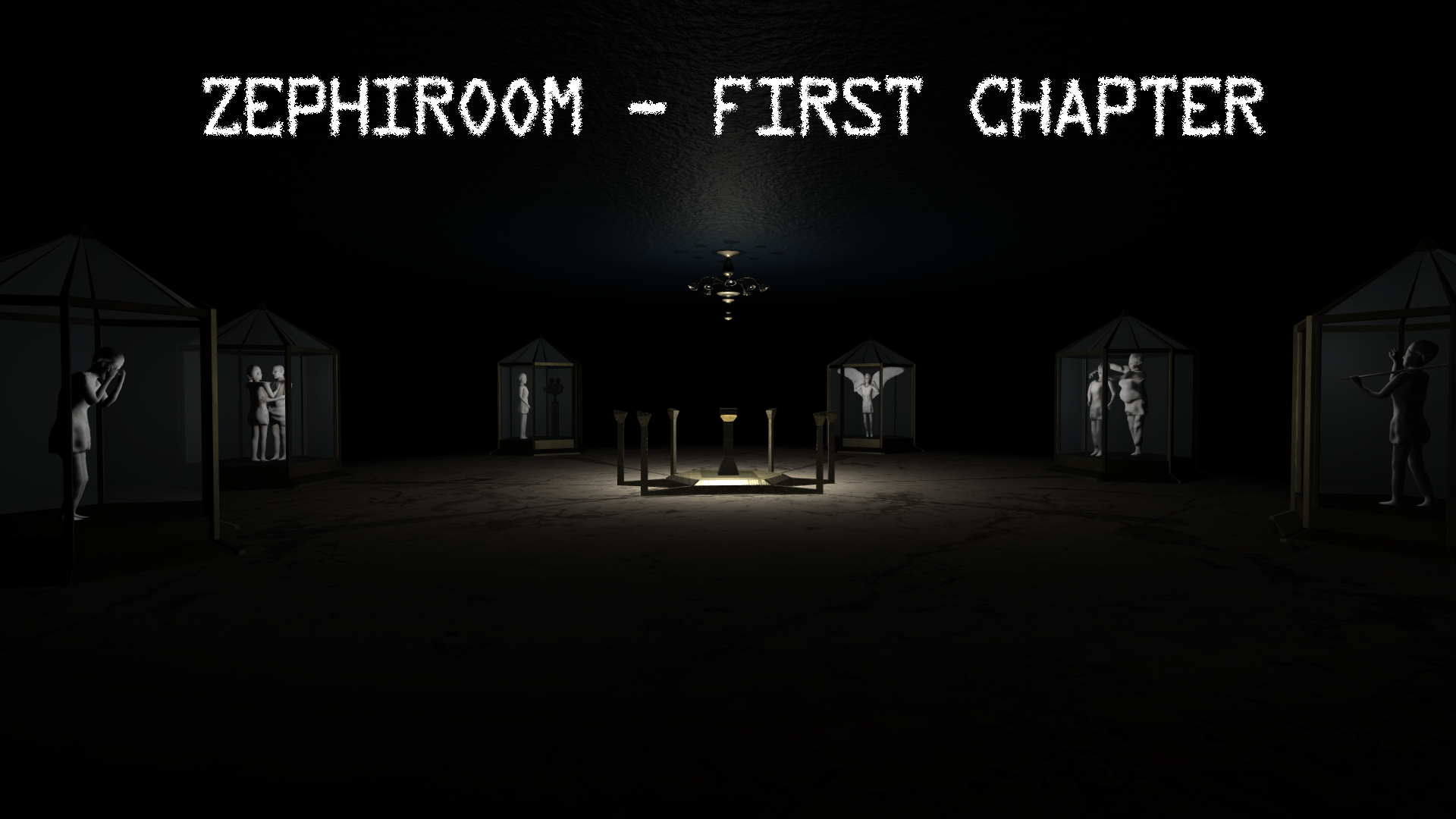 Zephiroom - First Chapter