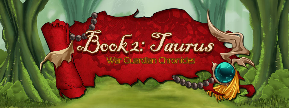 Book 2: Taurus (War Guardian Chronicles)
