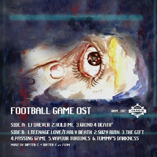 The Football Game Soundtrack Is Out Now On Cassette!