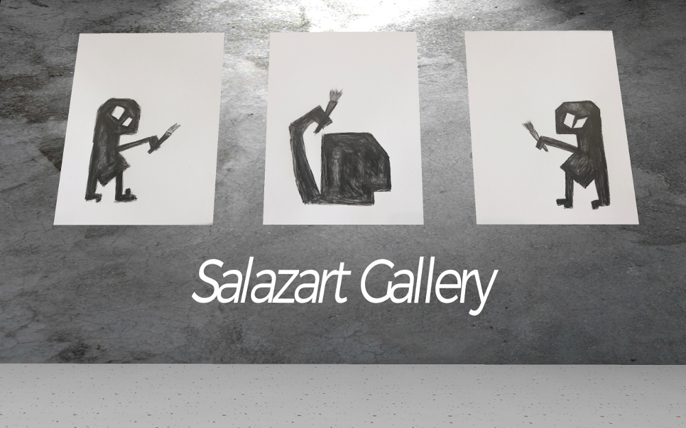 Salazart Gallery: Selous Exhibit