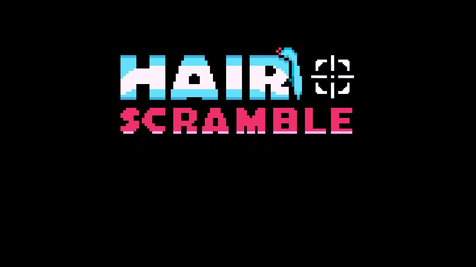 Hair Scramble