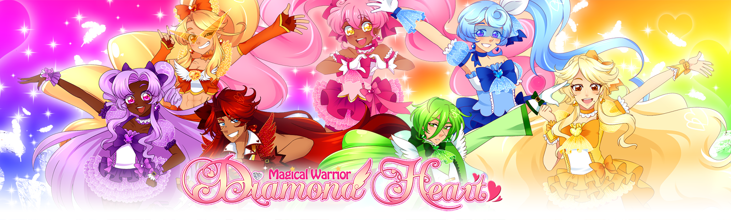 Magical Warrior Diamond Heart (Demo)