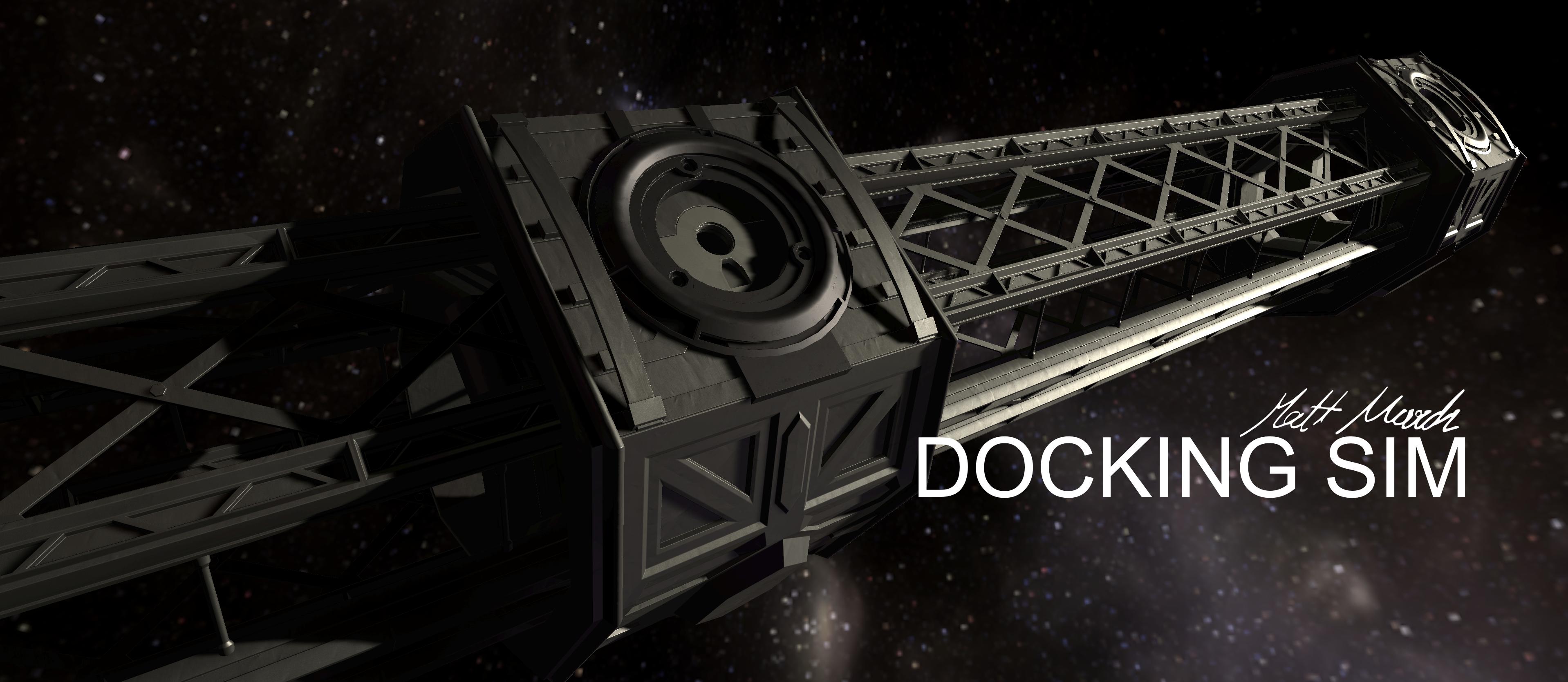 Docking Sim