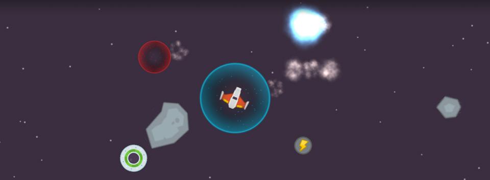 Laser Asteroids