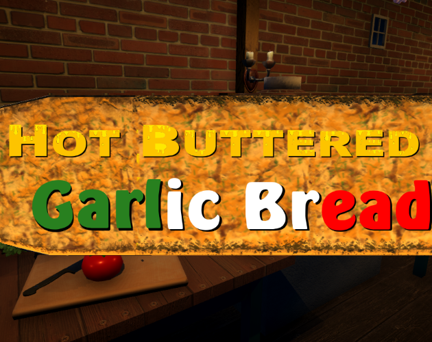 Hot Buttered Garlic Bread