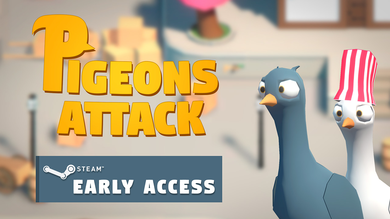 Pigeons Attack - Early Access