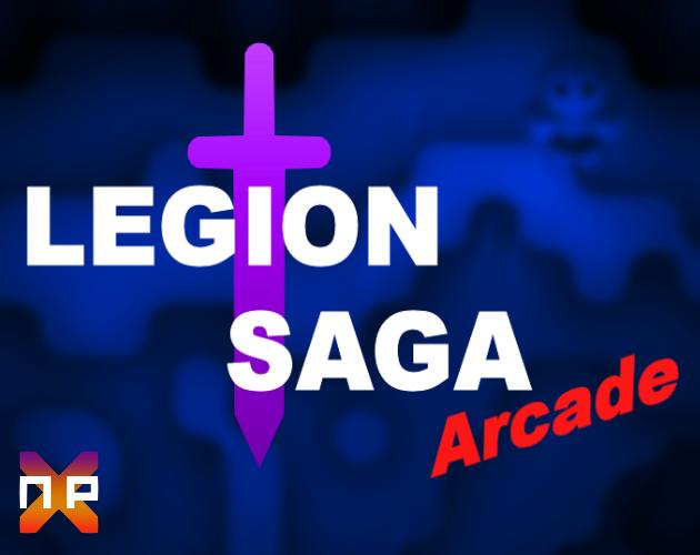 Legion Saga Arcade